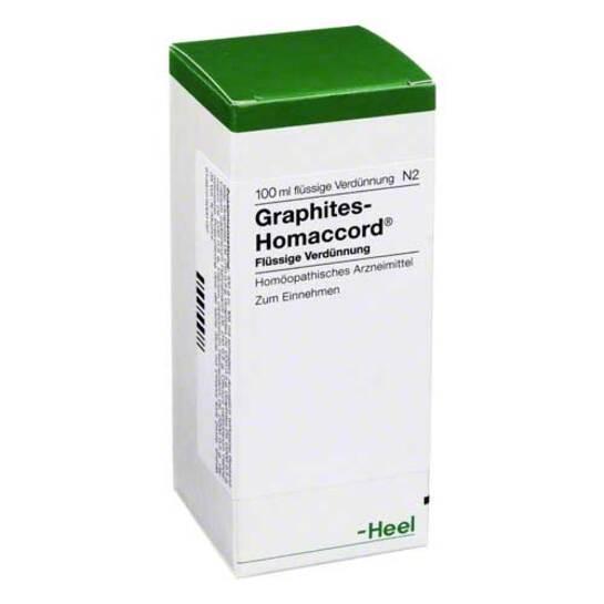 Graphites Homaccord Tropfen - 1