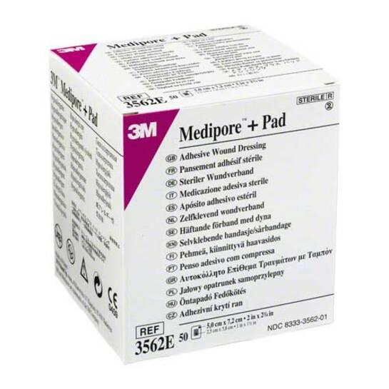 Medipore Plus Pad 3562E ster - 1