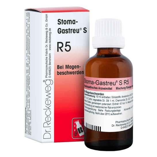 Stoma Gastreu S R 5 Tropfen zum Einnehmen - 1