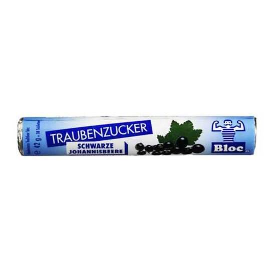Bloc Traubenzucker Schwarze Johannisbeere - 1