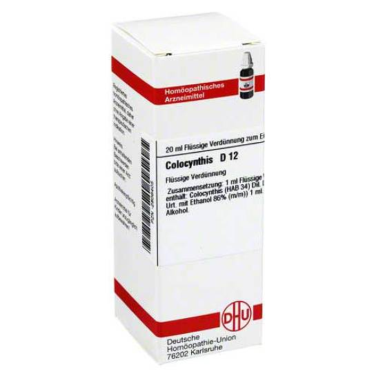 Colocynthis D 12 Dilution - 1