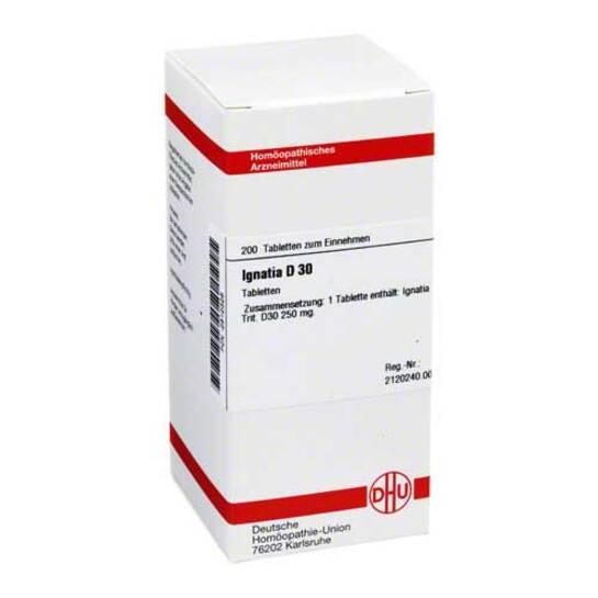 Ignatia D 30 Tabletten - 1