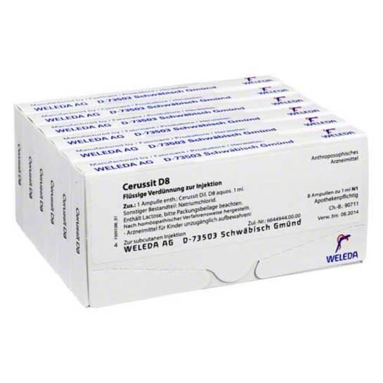 Cerussit D 8 Ampullen - 1