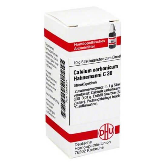 Calcium carbonicum C 30 Globuli - 1