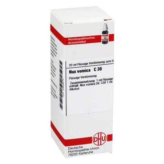 Nux vomica C 30 Dilution - 1
