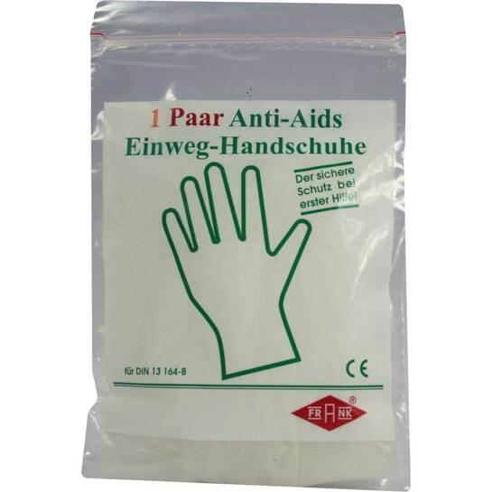 Handschuhe Einmal Anti Aids - 1