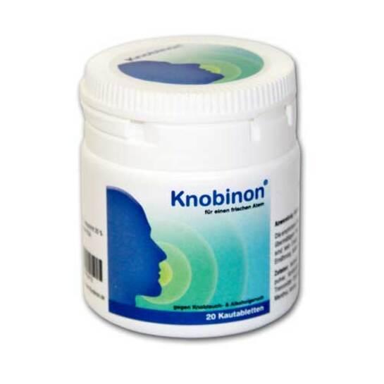 Knobinon Kautabletten Dose - 1