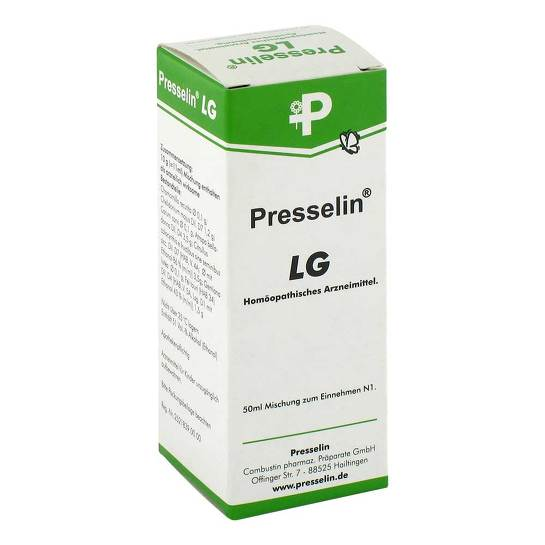 Presselin LG Leber Galle Tro - 1