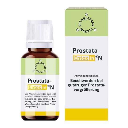 Prostata Entoxin N Tropfen - 1