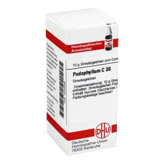 Podophyllum C 30 Globuli - 1