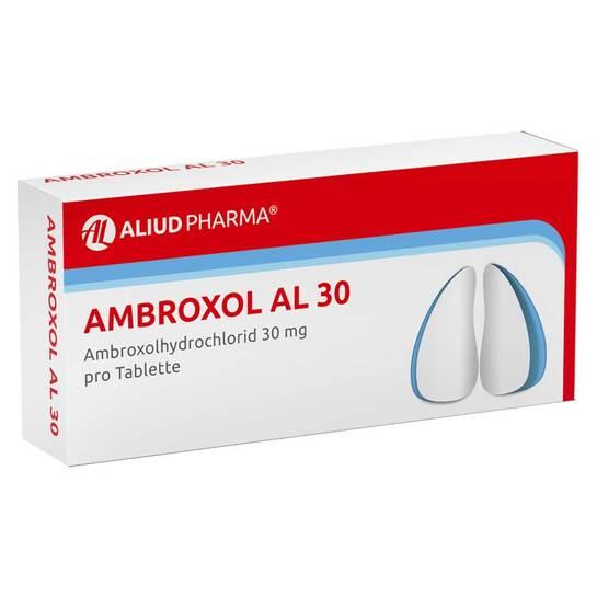 Ambroxol AL 30 Tabletten - 1