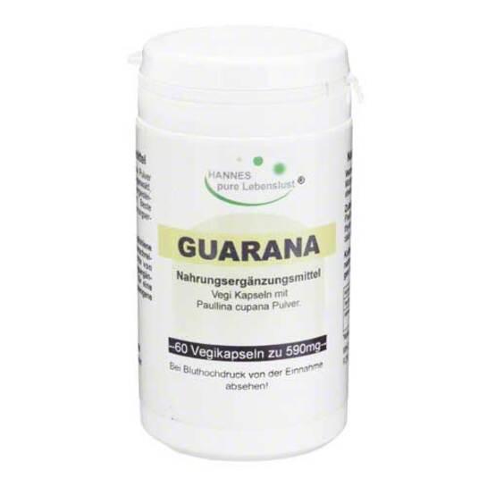 Guarana Pur Kapseln - 1