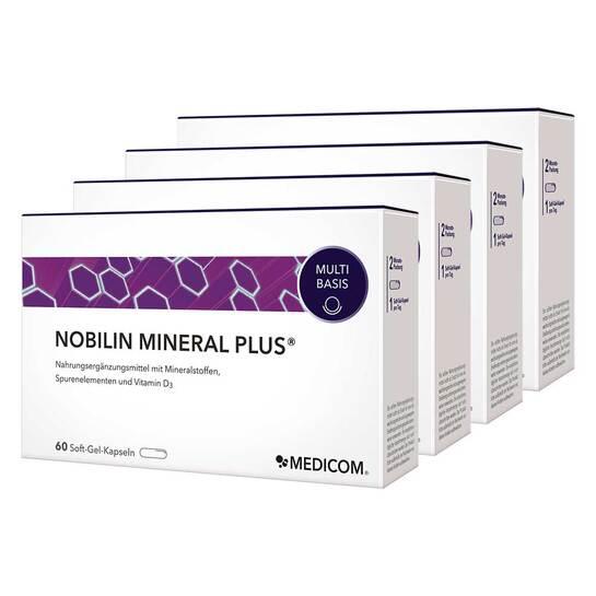 Nobilin Mineral Plus Kapseln - 1