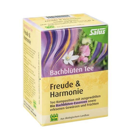 Bachblüten Tee Freude & Harmonie bio Salus - 1