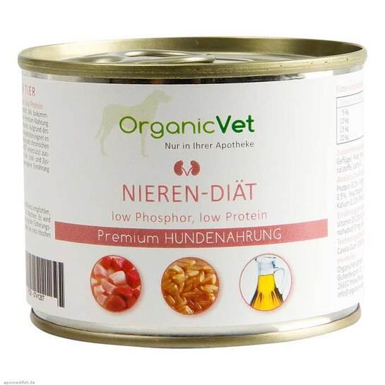 Dosennahrung Hund Nieren Diaet - 1