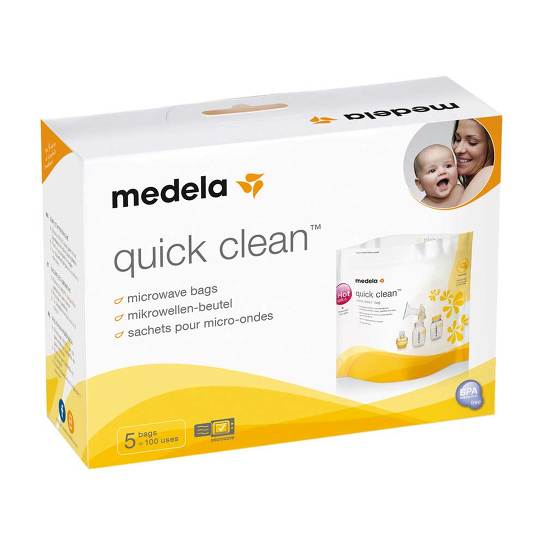 Medela Quick Clean Beutel - 1