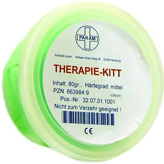 Therapiekitt mittel - 1