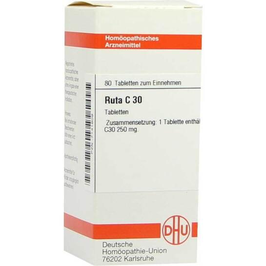 Ruta C 30 Tabletten - 1