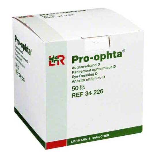 Pro Ophta Augenverband D 342 - 1