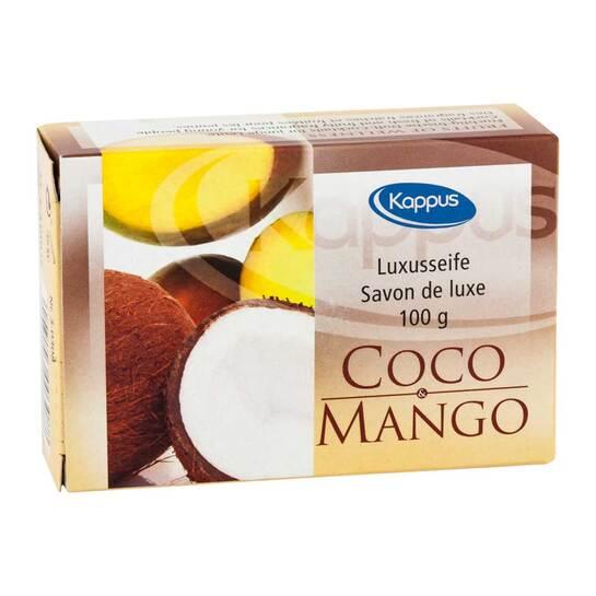 Kappus Cocos + Mango Seife - 1