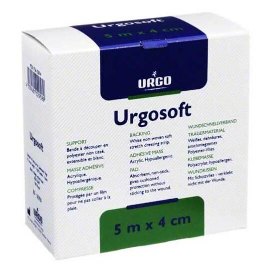 Urgosoft Pflaster 4 cm x 5 m Spender - 1