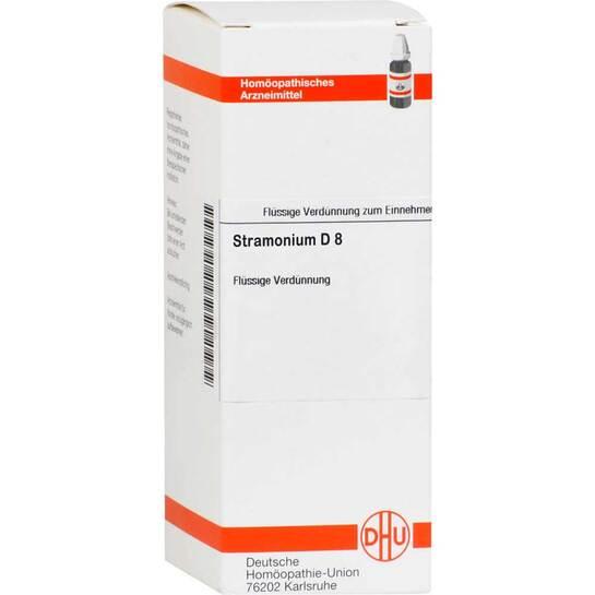 Stramonium D 8 Dilution - 1