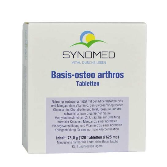 Basis Osteo arthros Tabletten - 1