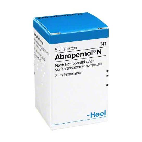 Abropernol N Tabletten - 1