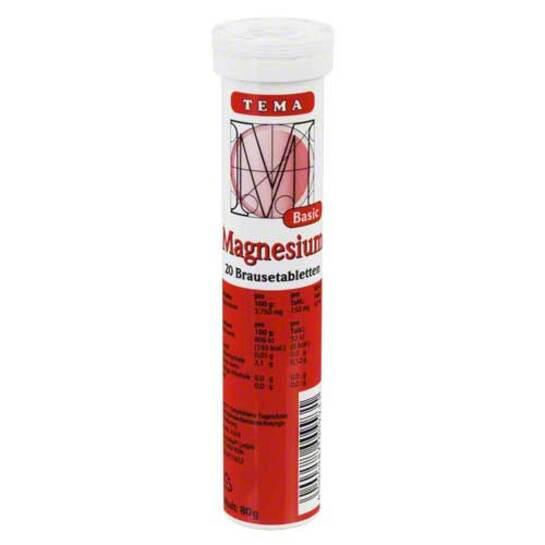Magnesium Brausetabletten - 1