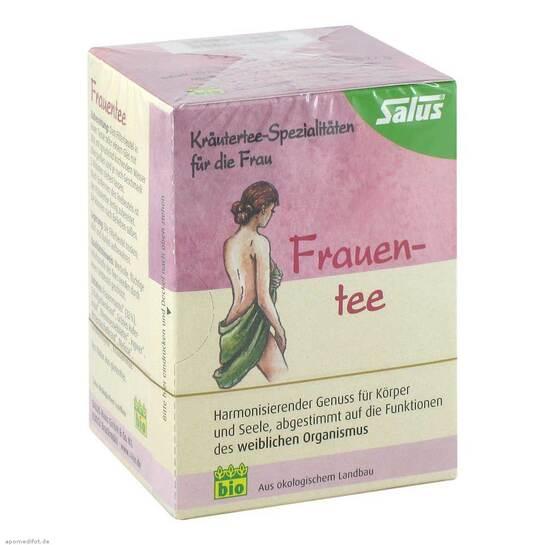 Salus Frauentee Bio Filterbeutel - 1