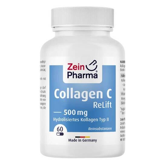 Collagen C Relift Kapseln 500 mg - 1