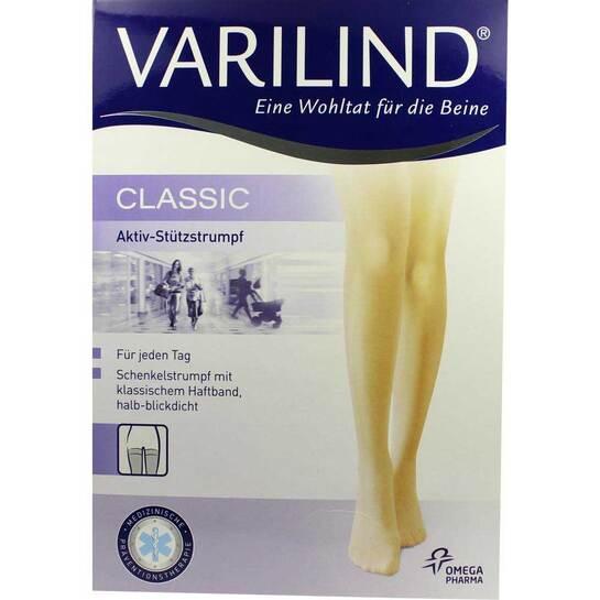 Varilind Classic Schenkelstrumpf 5 diamant - 1