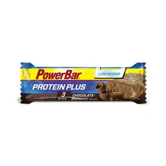 Powerbar Protein Plus Low Sugar Chocolate Brownie - 1
