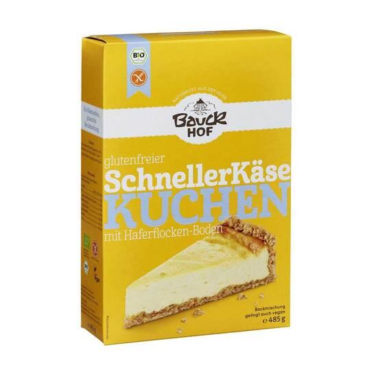 Der Schnelle Käsekuchen glutenfrei - 1