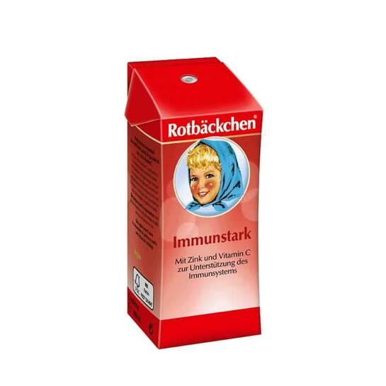 Rotbäckchen Immunstark Tetra Saft - 1