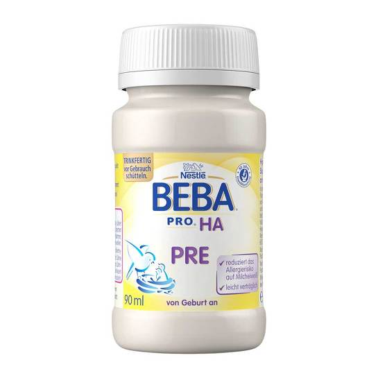 Nestle Beba Pro HA Pre trinkfertig - 1