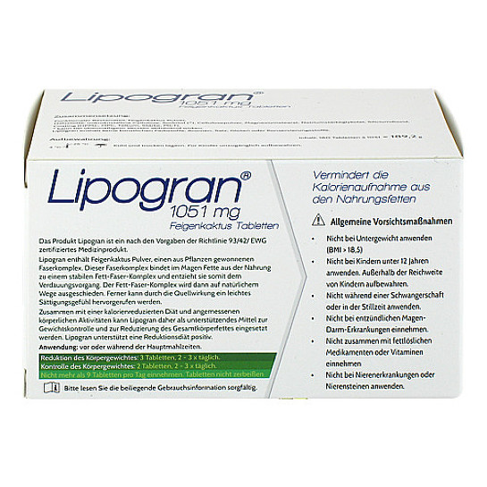 Lipogran Tabletten - 2