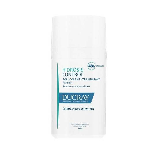 Ducray Hidrosis Control Roll-On Anti-Transpirant - 1