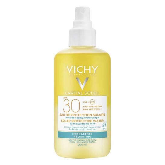 Vichy Ideal Soleil Sonnenspray + Hyaluron LSF 30 - 1