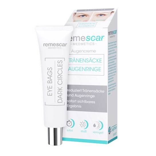 Remescar Augenringe & Tränensäcke Creme - 1