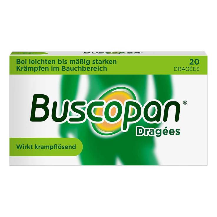 Buscopan® Dragees