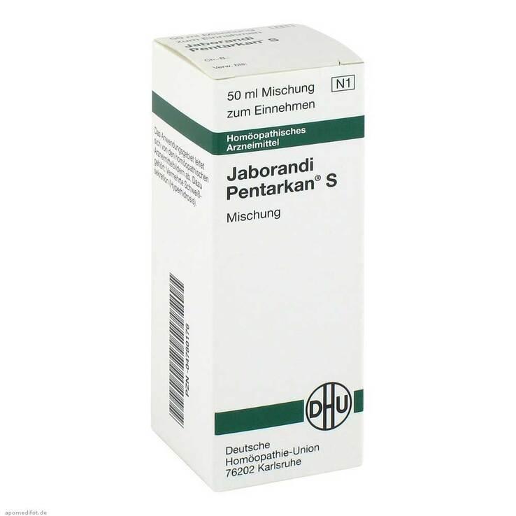 [homoeo_marker]Jaborandi Pentarkan® S Liquid