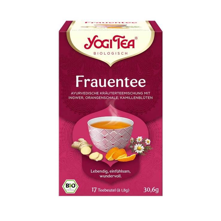 Yogi Tea Frauen Tee Bio