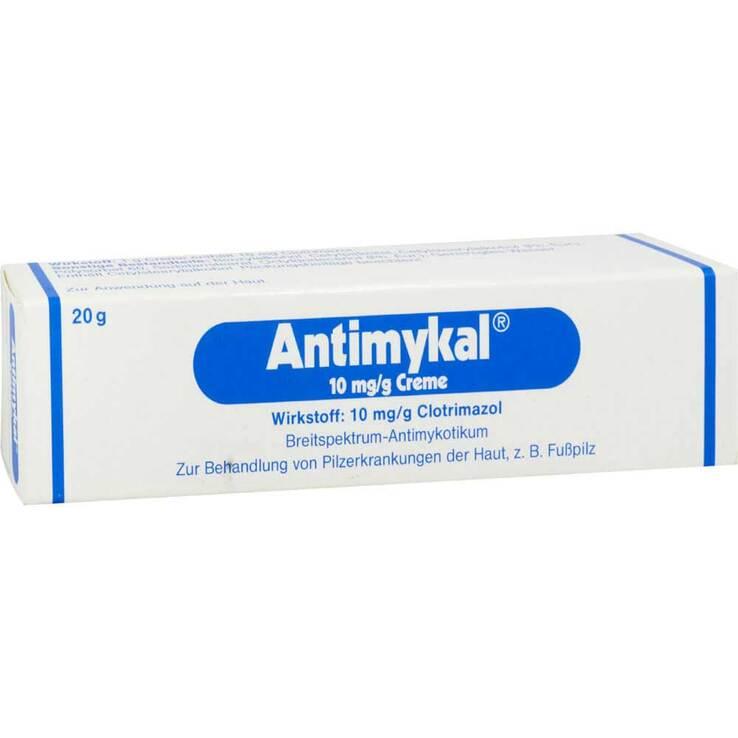 Antimykal 10 mg / g Creme
