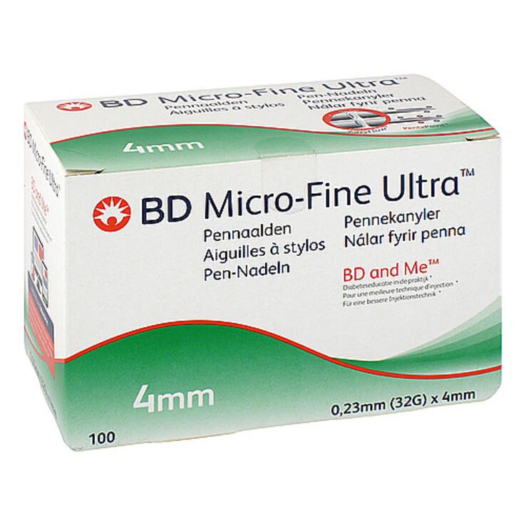 bd micro fine ultra 4mm